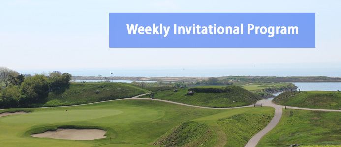 Individual dates available in Package Five. <a href='http://www.rigalinks.org/club/scripts/library/view_document.asp?NS=TOURN&DN=INVIT'>Click here for more info. »</a>